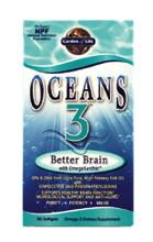 Oceans 3 - Better Brain 90 gels