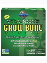 Vitamin Code Grow Bone System 1 Kit