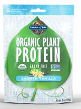 Organic Plant Protein 10 oz