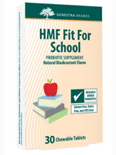 HMF Fit For School 30 chewable tablets