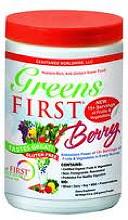 Greens FIRST Berry - 242 g