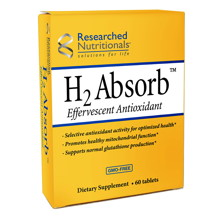 H2 Absorb 60 tabs