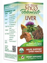 Myco Botanicals Liver 60 vegcaps