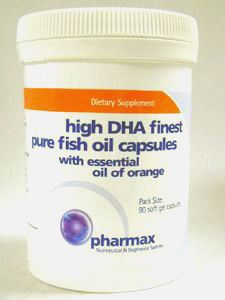 High DHA Finest Pure Fish 90 caps
