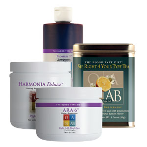 Healthy Blends Pack Type AB