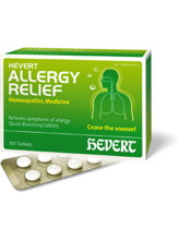Hevert Cough Relief 100 tabs