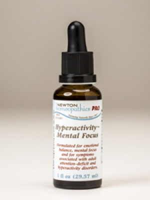 Hyperactivity Mental Focus 1oz (Formerly Hyperactivity)