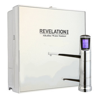 EOS Revelation 2 TURBO Undersink Water Ionizer and Alkalizer