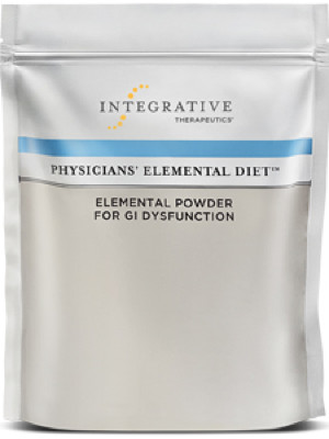 Physicians' Elemental Diet Dextrose Free 36 servings