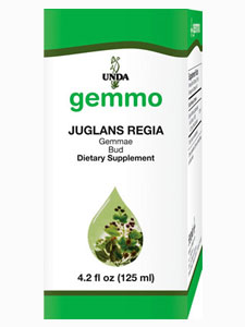 Juglans Regia - Gemmotherapy