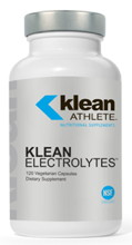 Klean Electrolytes 120 vcaps