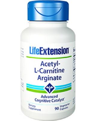 Acetyl-L-Carnitine Arginate 90 vegcaps