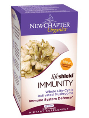 LifeShield Immunity 60 Vcaps