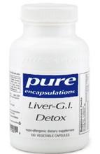 Liver-G.I. Detox 120 vcaps