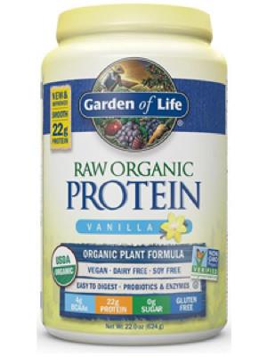 RAW Organic Vanilla22 oz