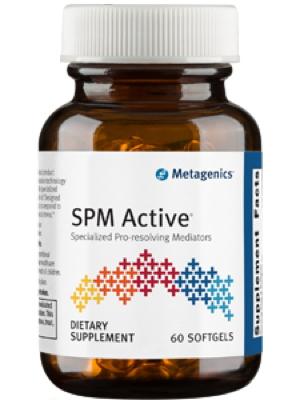 SPM Active 60 softgels