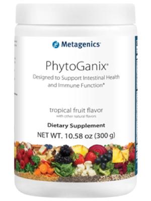 PhytoGanix Tropical Fruit Flavor 29 servings