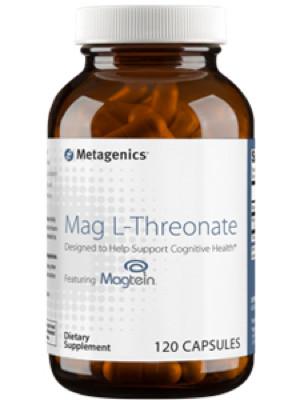 Mag L-Threonate 120 Capsules