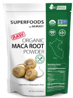 Raw Organic Maca Root Powder 8.5 oz