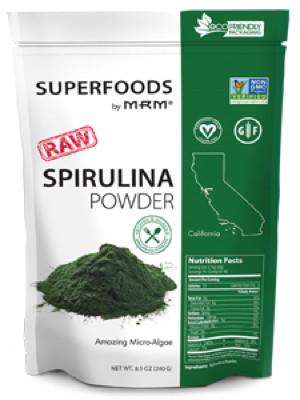 Raw Spirulina Powder 6 oz
