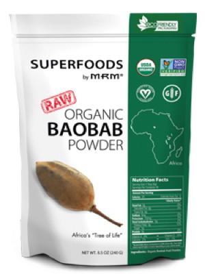 Raw Organic Baobab Powder 8.5 oz