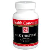Milk Thistle 80