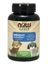 Weight Management for Dogs 90 chewable tabs