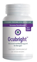 Ocubright 60 vcaps