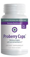 Proberry Caps 120 vcaps