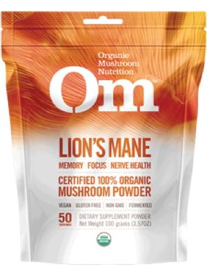 Lion's Mane (Hericium erinaceous) 100 g