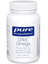 ONE Omega softgels