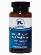 Hair Skin and Nail Resilience 60 vegcaps