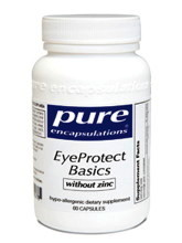 EyeProtect Basics (without zinc) 60 caps