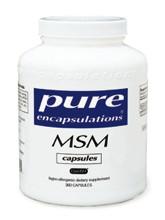 MSM Capsules 360 caps