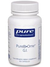 PureBio•Ome G.I. 60 caps