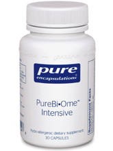 PureBio•Ome Intensive 30 caps