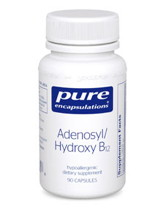 Adenosyl/Hydroxy B12 90 caps