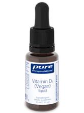 Vitamin D3 Liquid Vegan .3 fl oz
