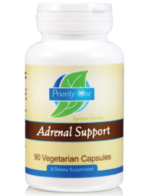 Adrenal Support 90 vegcaps