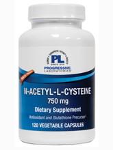 N-Acetyl-L-Cysteine 120 vegcaps
