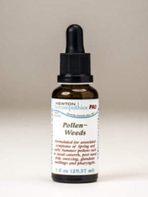 Pollen~Weeds 1oz