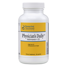 Physician's Daily Multivitamin + D3