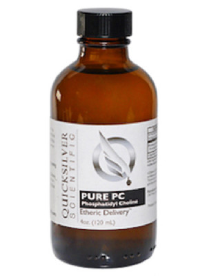 Pure PC Phospatidlycholine 4 oz