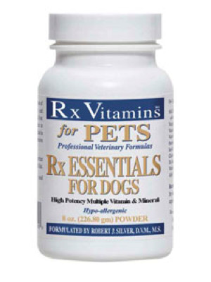 Rx Essentials for Dogs Powder 8 oz
