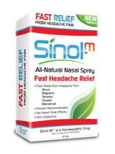 Sinol M Headache Relief 15 ml