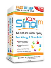 Kids Sinol M Allergy & Sinus Relief 15 ml