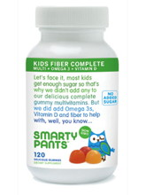 Kids Complete + Fiber 120 gummies