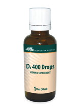 D3 400 Drops 1 oz
