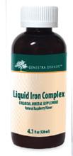 Liquid Iron Complex 4.1 oz