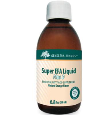 Super EFA Plus D Orange 6.8 oz